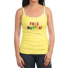 Free Martha Jr.Spaghetti Strap