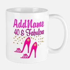 FABULOUS 40TH Mug