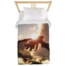 Home of the Dragons Twin Duvet