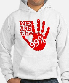 Anonymous 99% Occupy t-shirt Hoodie