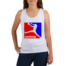 RWB Pitcher Fastpitch Women's Tank Top