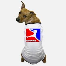 RWB Pitcher Fastpitch Dog T-Shirt