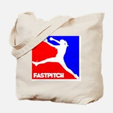 RWB Pitcher Fastpitch Tote Bag