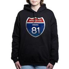 Interstate 81 Hooded Sweatshirt