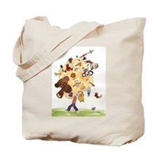 Stacia Nicole's Spoiled kid Tote Bag