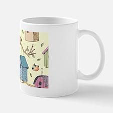 Cute Birdhouses Mug