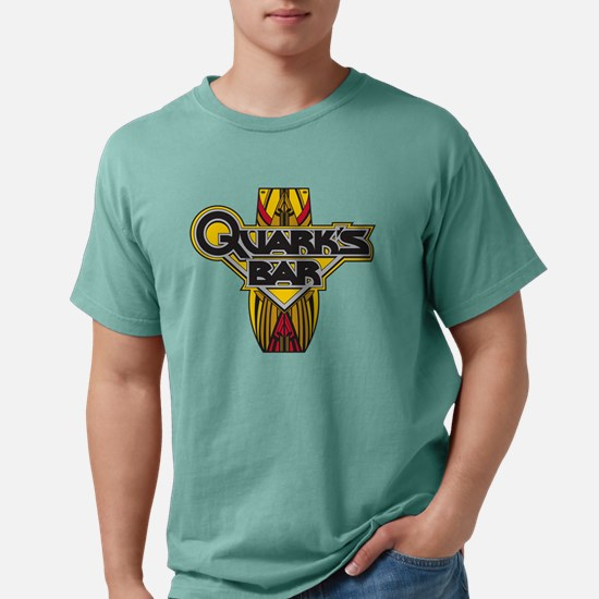 STAR TREK DS9 Quarks Mens Comfort Colors Shirt