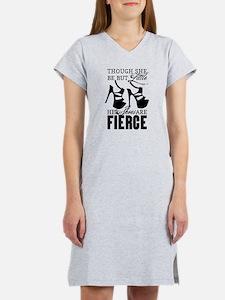 Though She Be But Little/Fierce Shoes Women's Nigh