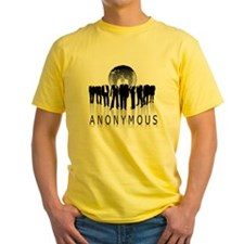 Anonymous 99% Occupy t-shirt T