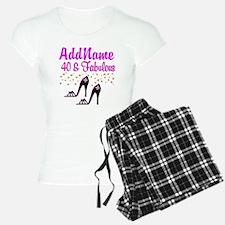 GLAMOROUS 40TH Pajamas