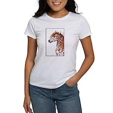 Leopard Appaloosa War Pony Tee