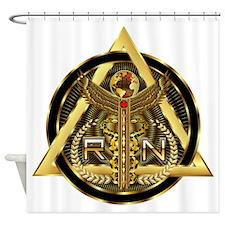 Medical RN Universal Design 1 Shower Curtain