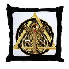 Medical RN Universal Design 1 Throw Pillow