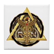 Medical RN Universal Design 1 Tile Coaster