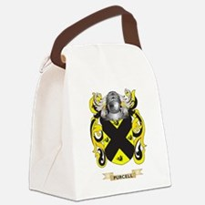 Purcell Coat of Arms (Family Cres Canvas Lunch Bag