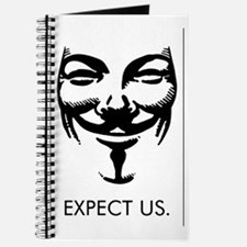 Anonymous 99% Occupy t-shirt Journal
