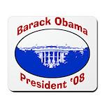 Barack Obama 2008 Mousepad