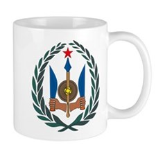 Djibouti Coat of Arms Mug