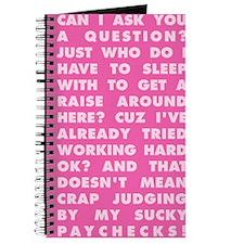 Office Desperation Journal
