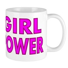 GIRL POWER 2 Small Mug