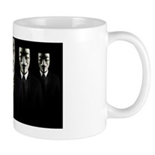 Anonymous 99% Occupy t-shirt Mug