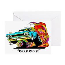 Beep Beep Greeting Card