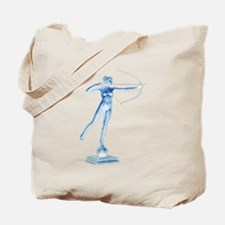 artemis bow hunting Tote Bag