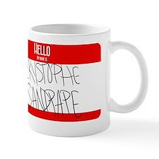 Hello My Name is Mug