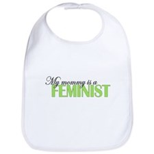 Mommy Feminist Bib
