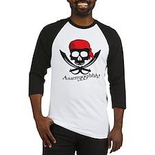 Pirate Aaarrrggghhh! Baseball Jersey