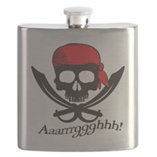 Pirate Aaarrrggghhh! Flask