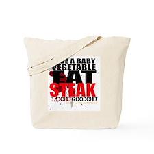 Save A Vegetable Tote Bag