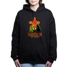 SANTA FE LOVE Hooded Sweatshirt
