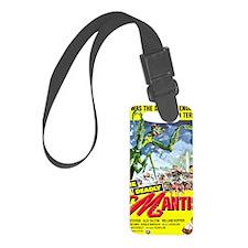 Deadly Mantis High Luggage Tag