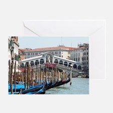 Venice 001 Greeting Card