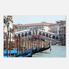 Venice 001 Postcards (Package of 8)