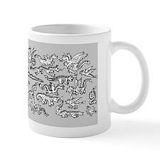 Lots O' Dragons grey Mug