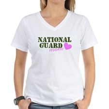 NG Mom Green & Heart Shirt