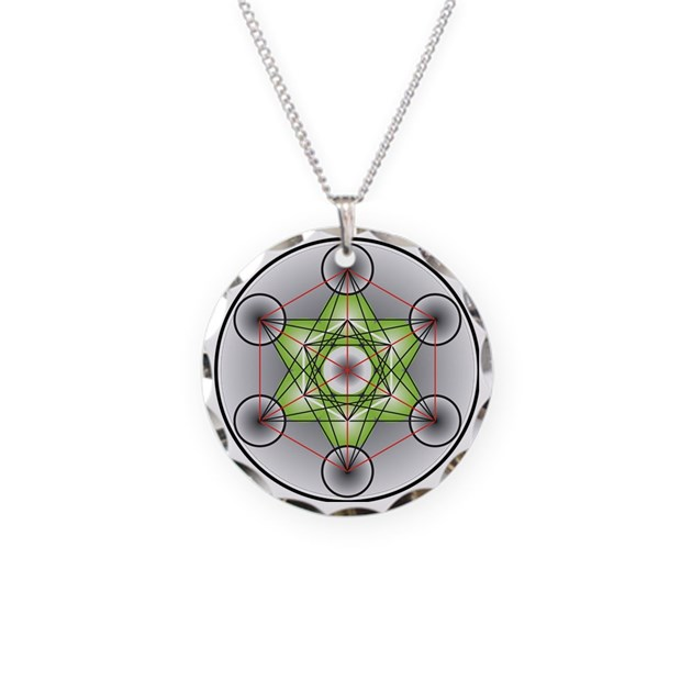 Metatron 39 s cube necklace circle charm by admin cp113517325 for Metatron s cube jewelry