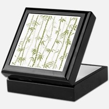 Bamboo Keepsake Box