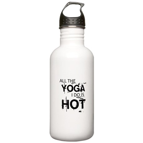 Hot Yoga Water Bottle