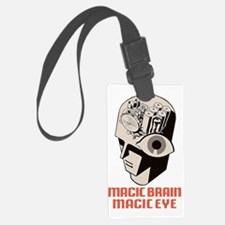 Magical brain Luggage Tag