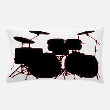 Drum Set Pillow Case