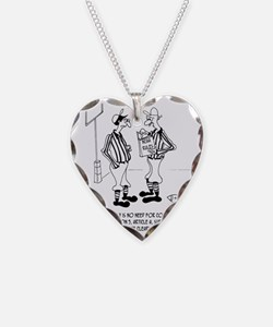 No Need for Confusion Necklace