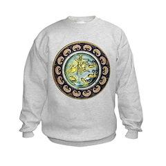 Byzantine hunting Heroes Sweatshirt
