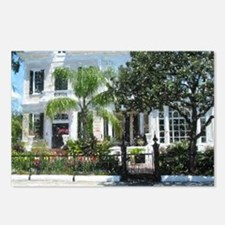 New Orleans Garden Distri Postcards (Package of 8)