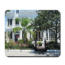New Orleans Garden District Mousepad