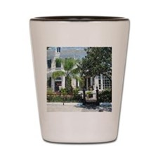 New Orleans Garden District Shot Glass