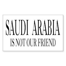 Saudi Arabia Rectangle Decal