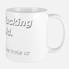 fucking stupid Mug